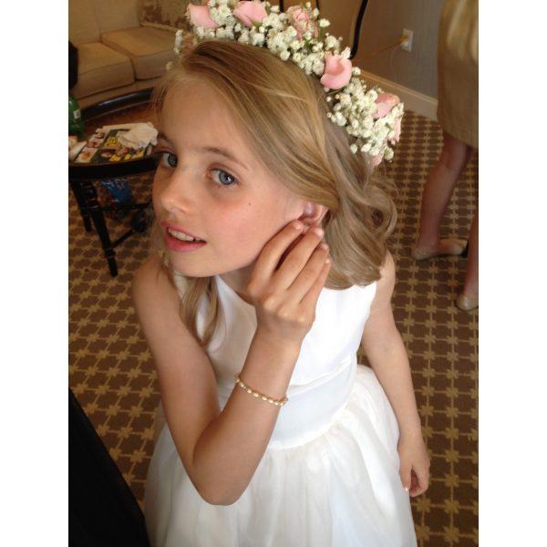 Ivory Little Ladies Bracelet-442