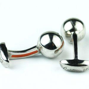 Classic Round Cuff Links