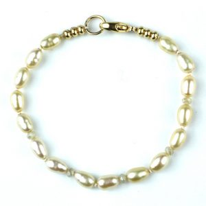 Ivory / 14k Gold-Filled