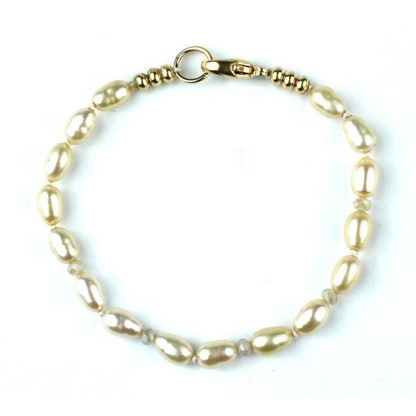 Ivory / 14k Gold-Filled