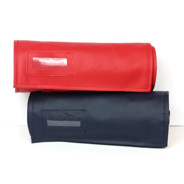 Leather Jewelry Roll-2798