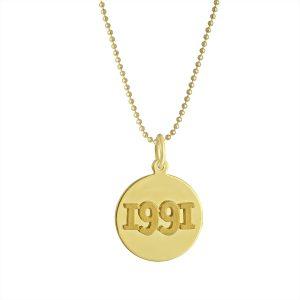 Princeton 1991 Pendant / Charm-0