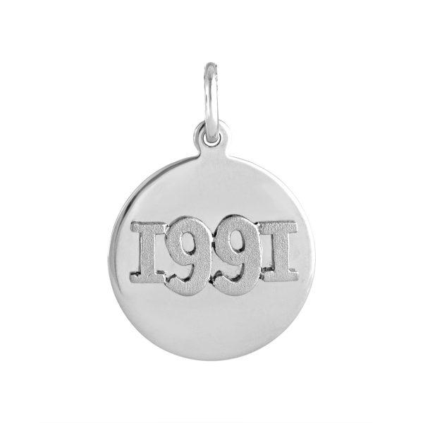 Princeton 1991 Pendant / Charm-2155