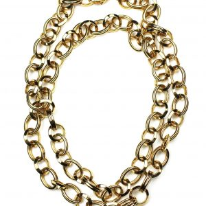 Long Circle Link Chain-0