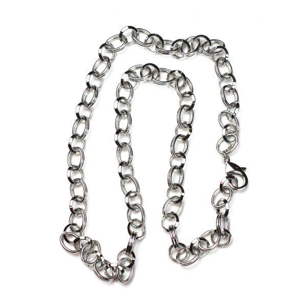 Long Circle Link Chain-2202