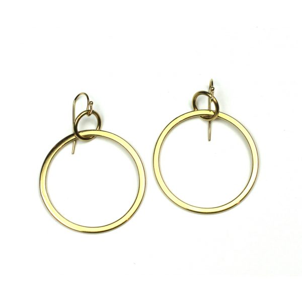 Simple Bubble Earrings-0
