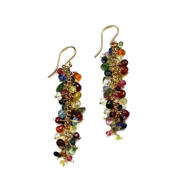 Multi-Colored Sapphires