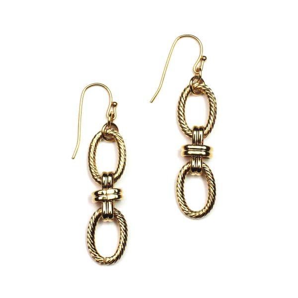 Criss Cross Earrings-0