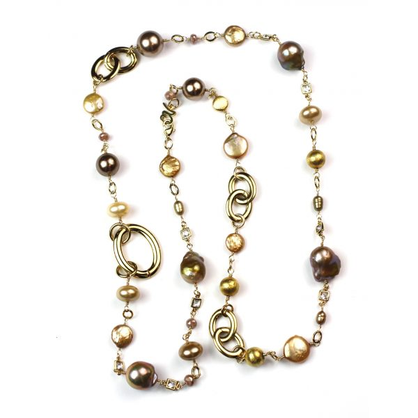 Taupe Baroque Pearl