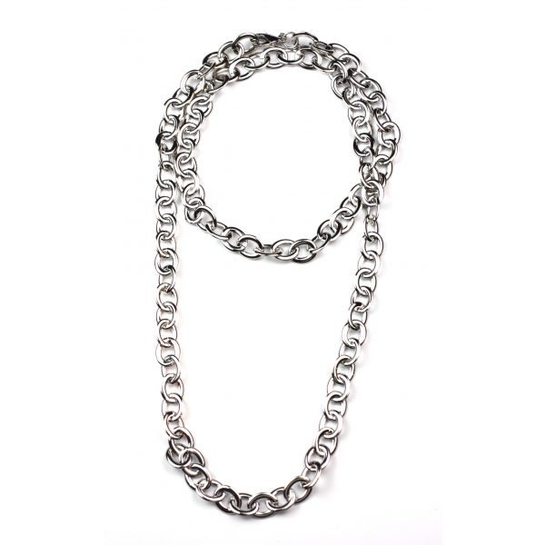 Extra Long Petite Link Necklace-0
