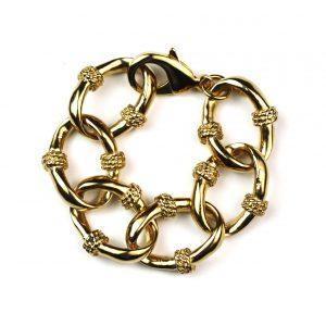 Cristina Chain Link Bracelet-0