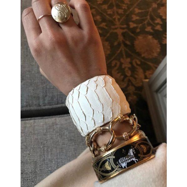 Cristina Chain Link Bracelet-3951