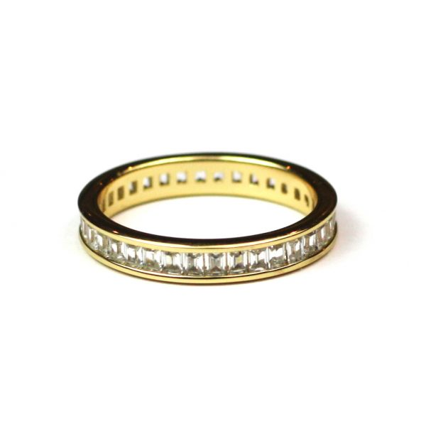 Yellow Gold Plate