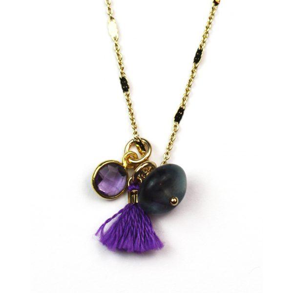 Purple (Amethyst)