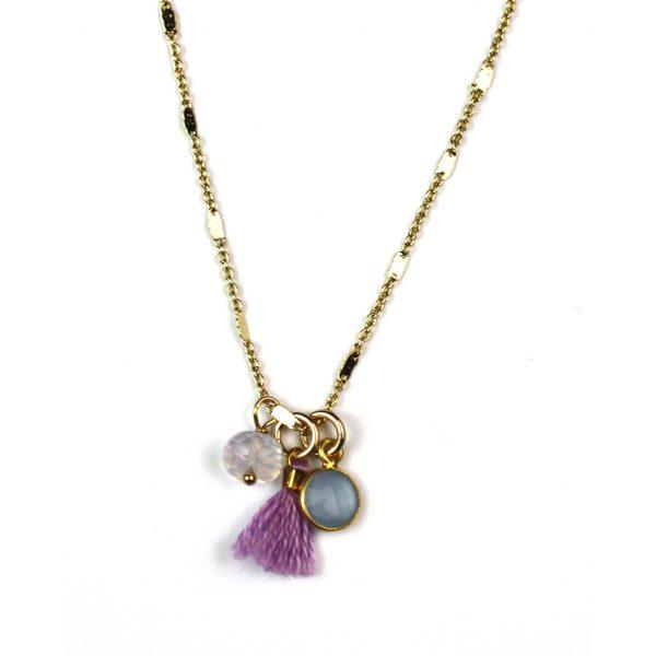 Lavender (Chalcedony)