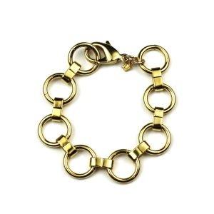 Circle Chain Bracelet-0