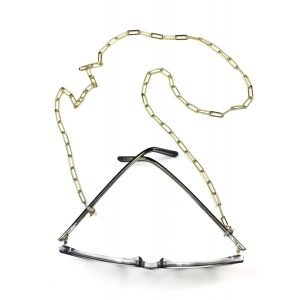 Safety Pin Mask Chain-0