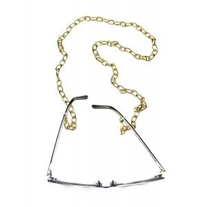 Oval Mask Chain-0