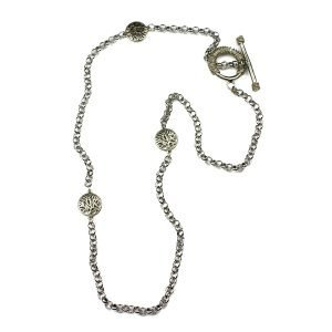 Silver Tree of Life Necklace-0